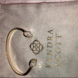 "Custom ""Elton"" Kendra Scott bracelet"